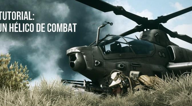 [Tutoriel] Comment piloter un hélicoptère dans Battlefield 3 ?