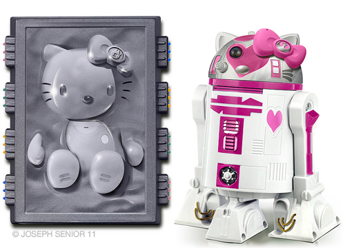 hello kitty star war 2