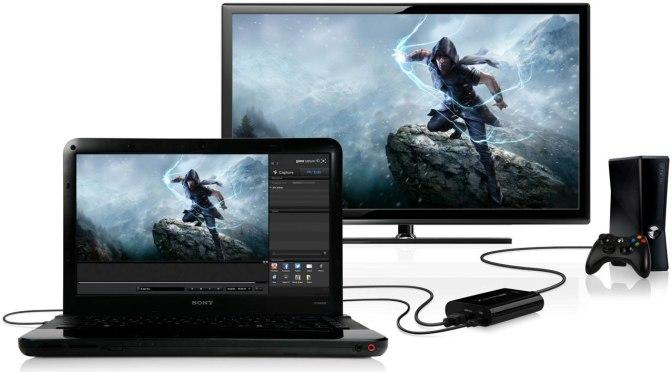 Découverte du boitier d'acquisition vidéo d'Elgato, le Game Capture HD  + Test vidéo Full HD