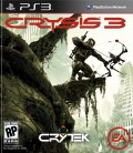 jaquette crysis 3 PS3