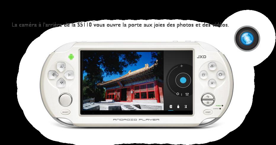 console portable sous android  la jxd s5110 meilleure que