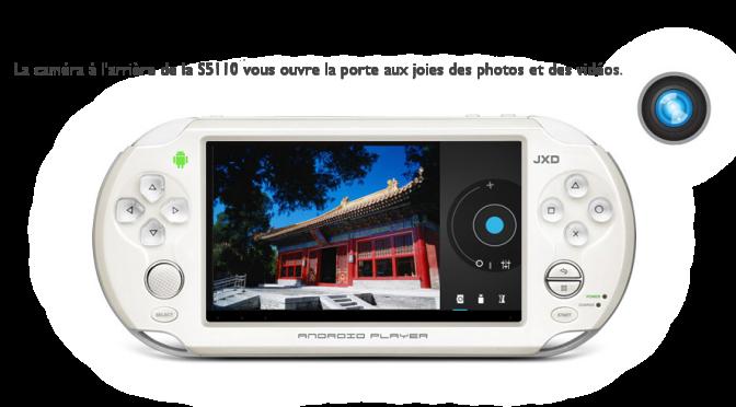 Console portable sous Android, la JXD S5110 meilleure que la PS Vita ?