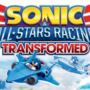 Logo Sonic & All Stars Racing Transformed