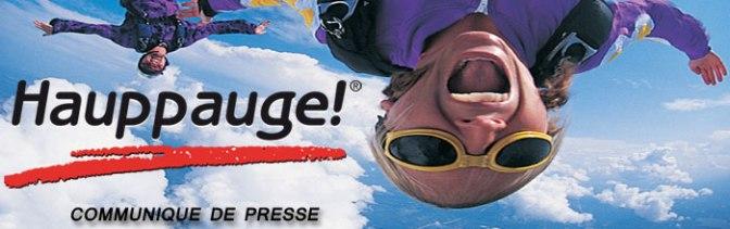 Hauppauge annonce le HD PVR Rocket, son enregistreur de jeu vidéo portable !