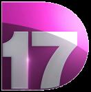 logo D17 HD