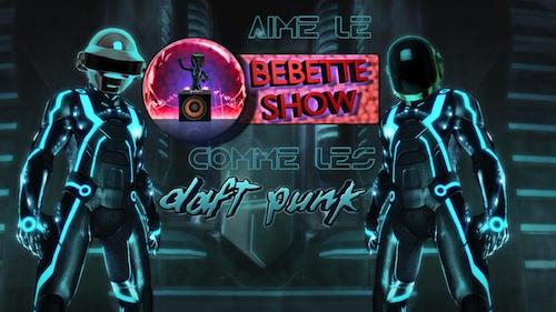 1000 abonnés pour le Bebette Show sur Youtube !